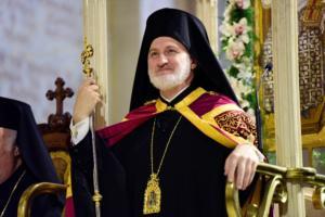 «Θλιβερή αδικία που πρέπει να αποκατασταθεί» λέει ο Αρχιεπίσκοπος Ελπιδοφόρος για την επέτειο του Αττίλα