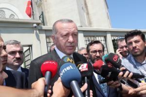 Αυτές είναι οι πρώτες δηλώσεις Ερντογάν για Μητσοτάκη!