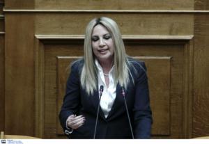 Γεννηματά: Θα ξαναζητήσουμε εξεταστική επιτροπή για τα αίτια της κρίσης