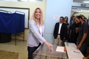 Εκλογές 2019 – Φώφη Γεννηματά: Διαψεύσαμε τις Κασσάνδρες – Παραμένουμε η μεγάλη προοδευτική παράταξη!