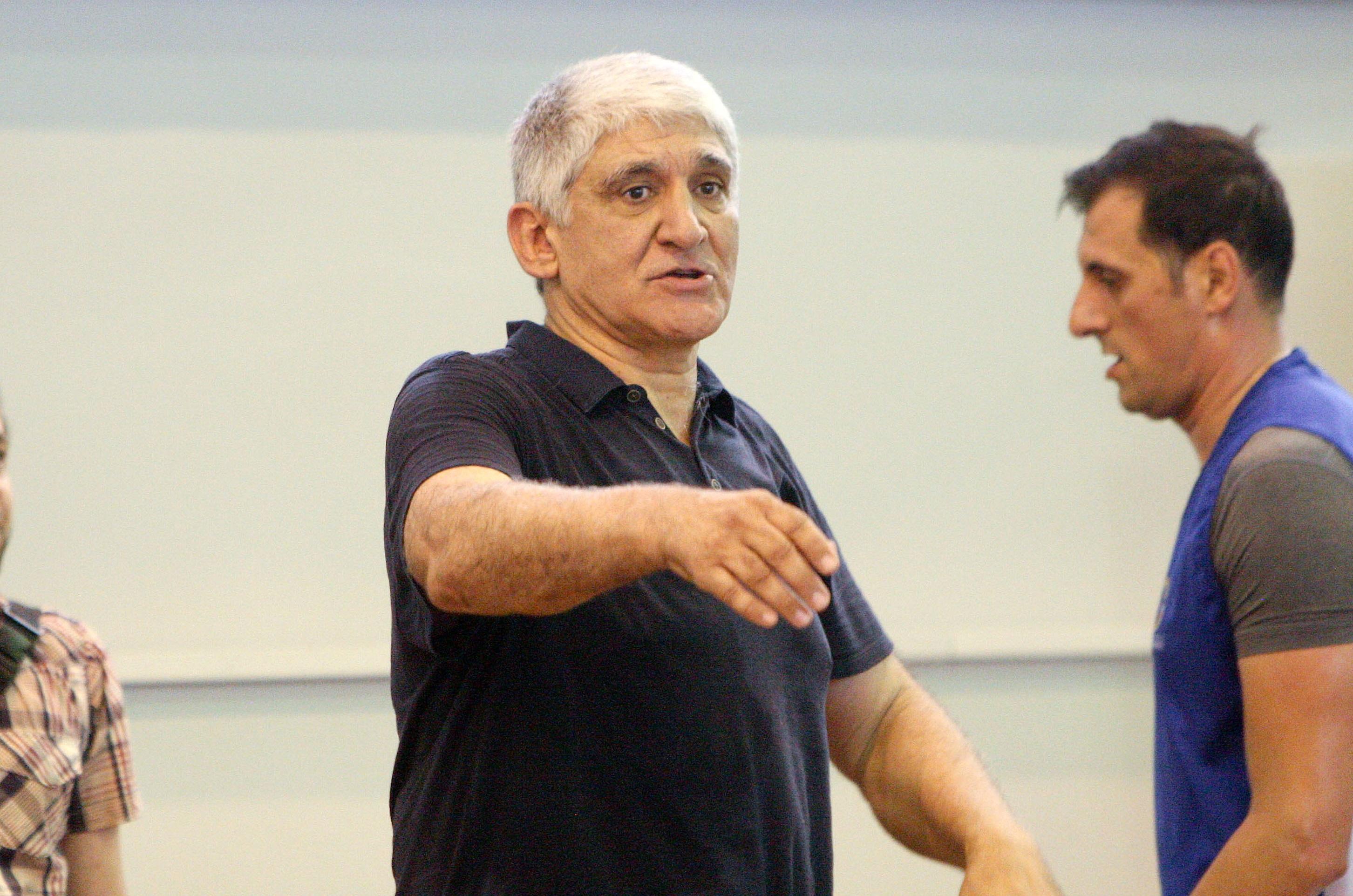 """Ομπράντοβιτς για Γιαννάκη: """"Από τους σπουδαιότερους ανθρώπους του ευρωπαϊκού μπάσκετ"""""""