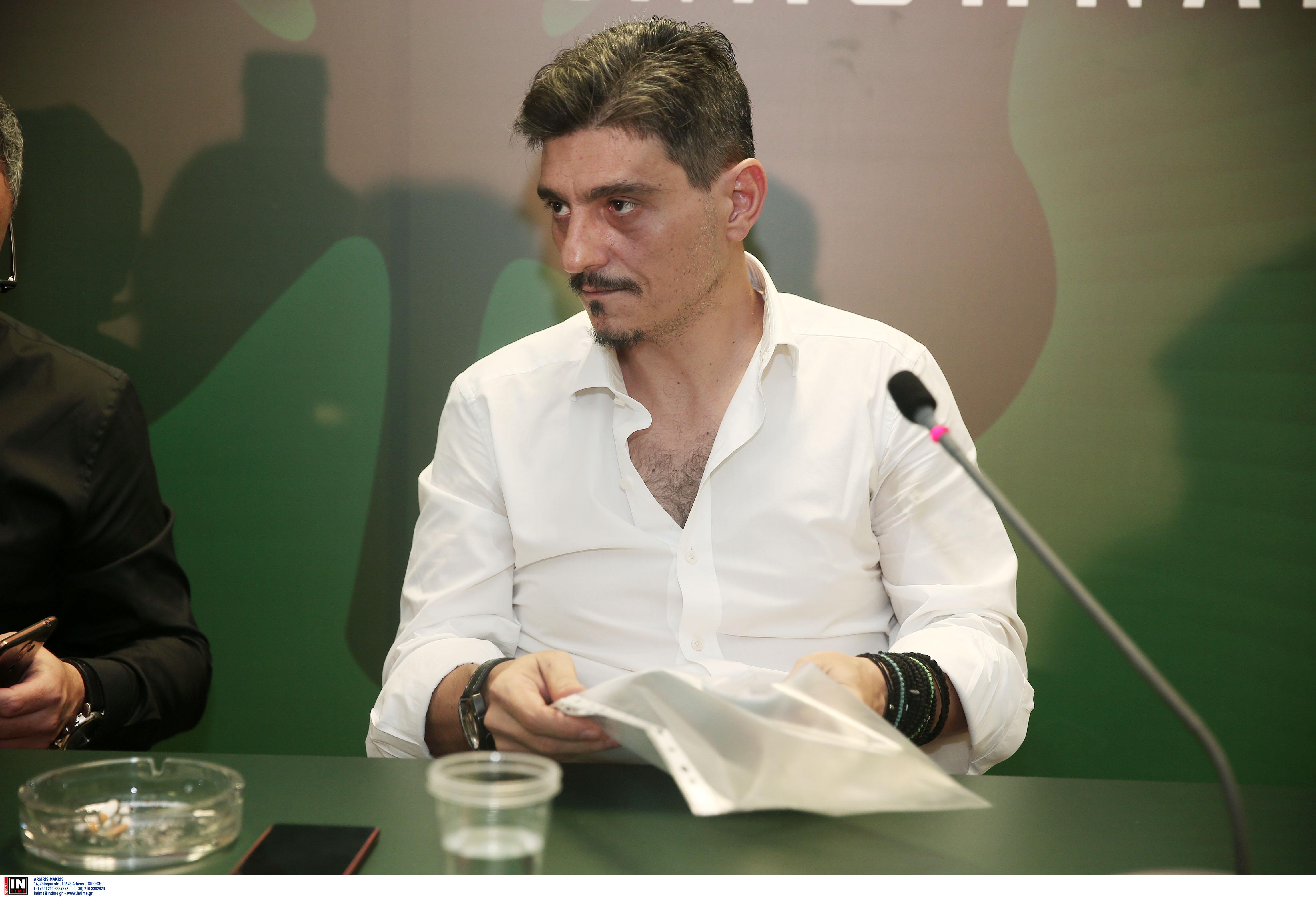Γιαννακόπουλος: Ανοίγει τα χαρτιά του για PAO Alive και Βοτανικό