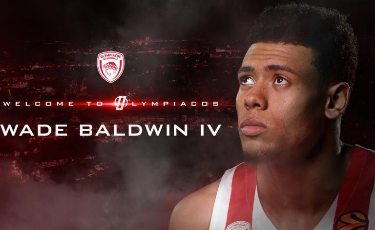 Ολυμπιακός: Μπόλντγουιν και με τη… βούλα στους «ερυθρόλευκους»!