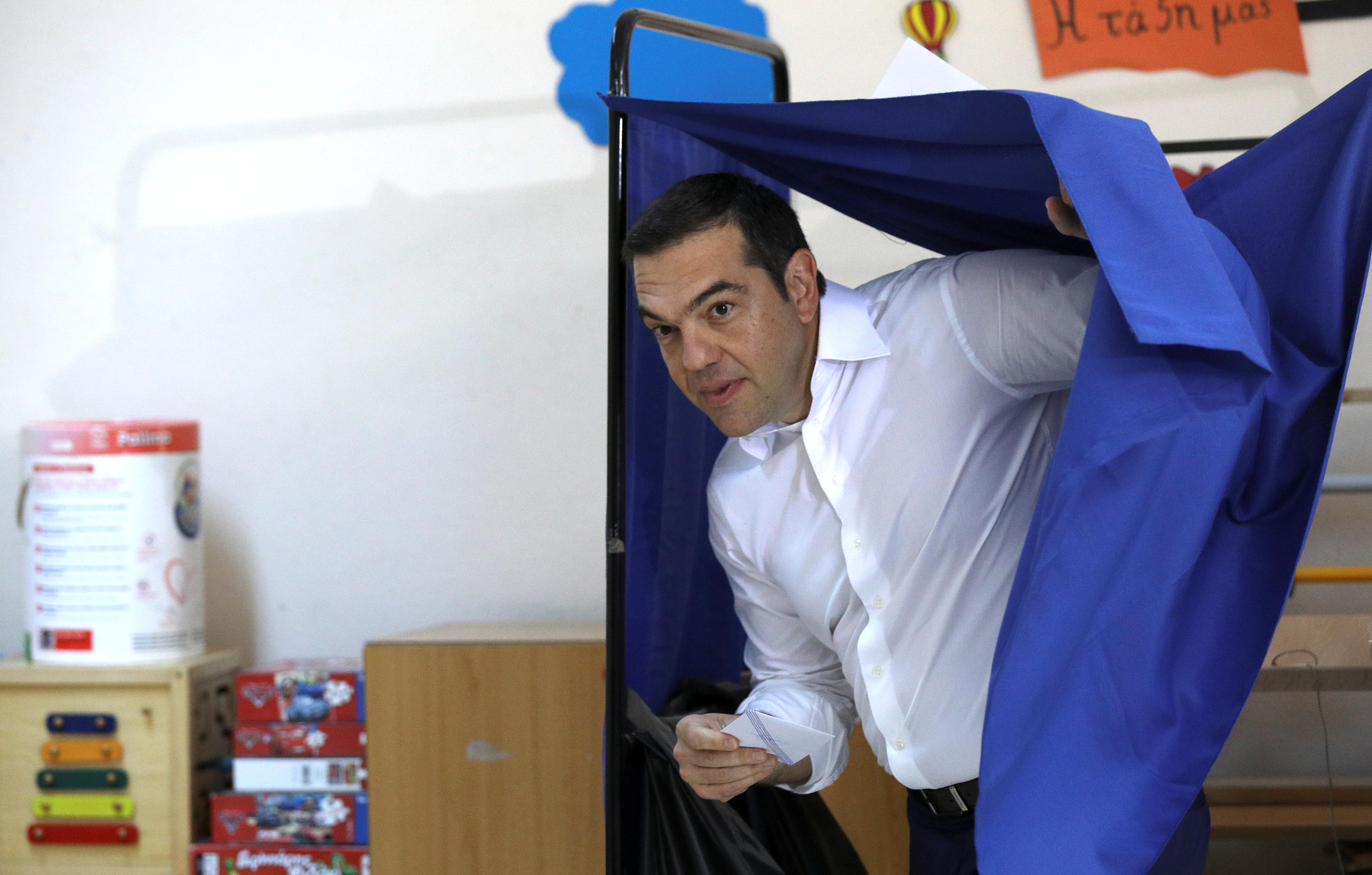 exit poll ΣΥΡΙΖΑ