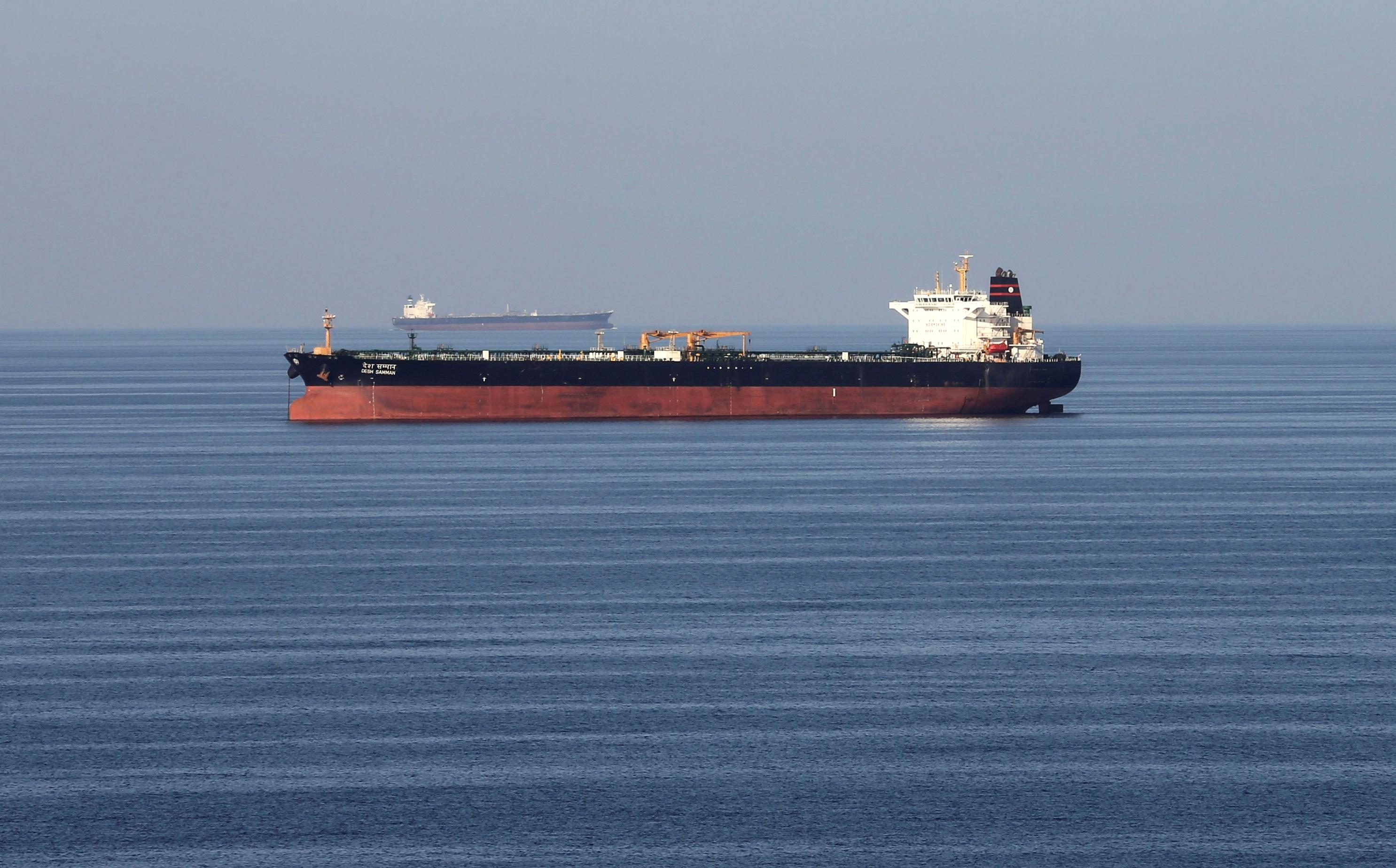 Ιράν: Κρατάει ξένο δεξαμενόπλοιο στο Στενό του Ορμούζ
