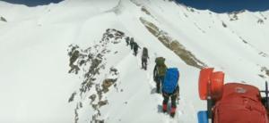 Ιμαλάια: Οι τελευταίες στιγμές οκτώ ορειβατών πριν σκοτωθούν από χιονοστιβάδα!