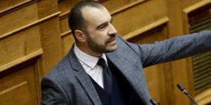Χρυσή Αυγή: Παραιτήθηκε και ο Παναγιώτης Ηλιόπουλος!
