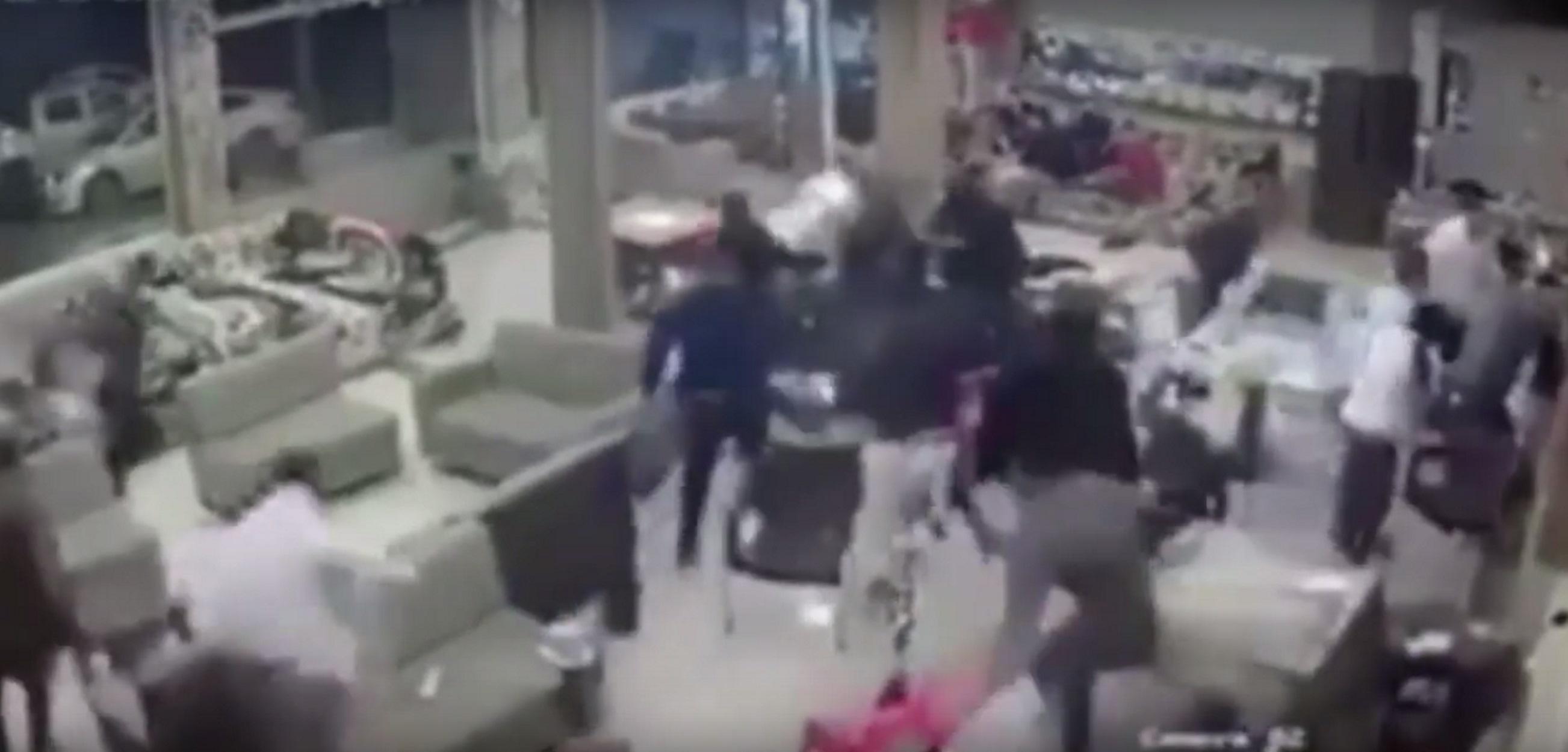 Βίντεο ντοκουμέντο από τον ισχυρό σεισμό που χτύπησε το Ιράν!