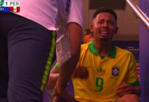 "Copa America: Εκτός εαυτού ο Ζέσους! ""Επίθεση"" στο… VAR – Πλάνταξε στο κλάμα – video"