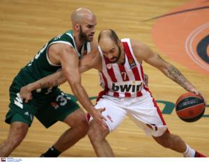 Euroleague: Την 12η αγωνιστική το ντέρμπι Παναθηναϊκός – Ολυμπιακός