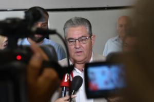 Εκλογές 2019 – Κουτσούμπας: Συνεπές ΚΚΕ στους αγώνες – Θετικός ο αποκλεισμός της Χρυσής Αυγής