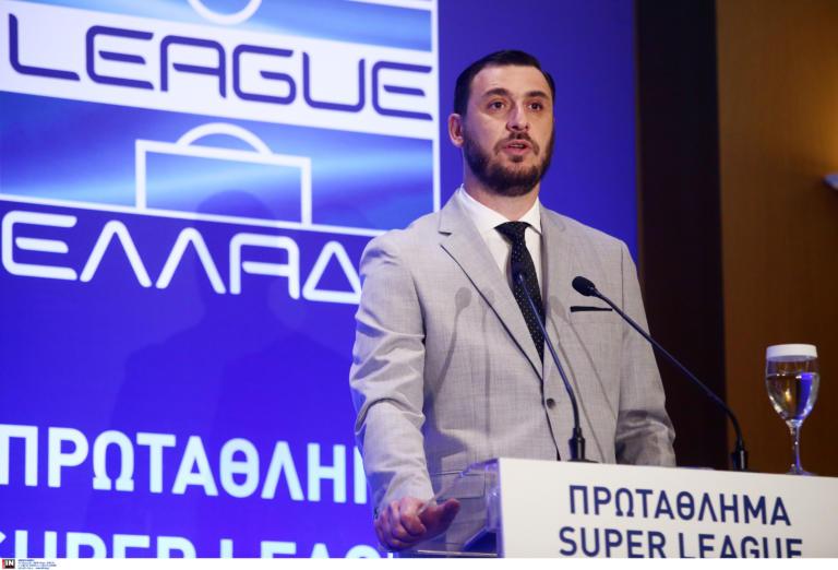 """Λυσάνδρου: """"Αύξηση στο σασπένς του πρωταθλήματος με τη μείωση των ομάδων και τα πλέι-οφ"""""""