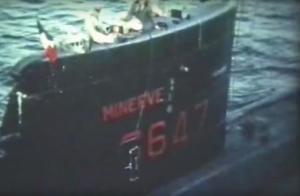Απίστευτο! Βρέθηκε γαλλικό υποβρύχιο – «φάντασμα» που είχε εξαφανισθεί πριν από 50 χρόνια!