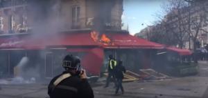 Παρίσι: Επαναλειτουργεί η διάσημη μπρασερί Le Fouquet's! Video
