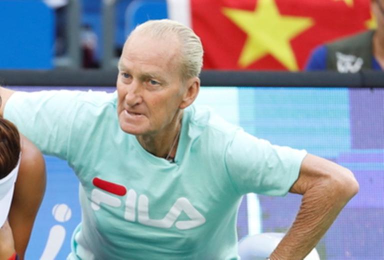 Θρήνος στο τένις – Πέθανε ο Πίτερ ΜακΝαμάρα