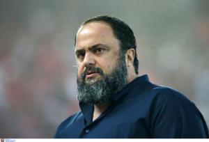 Μαρινάκης: «Ό,τι και να γίνει, ο Ολυμπιακός θα πάρει το πρωτάθλημα»
