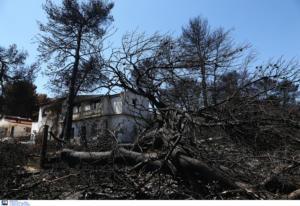 Μάτι: Δημοσιοποιήθηκε η ΠΝΠ για τα μέτρα ανακούφισης των πυρόπληκτων