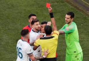 Copa America: Αποβλήθηκε ο Μέσι! Εκπληκτική ασίστ πριν την κόκκινη κάρτα – videos