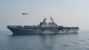 Βρετανία: Θέλει ευρωπαϊκή ναυτική αποστολή για τις «πειρατείες» του Ιράν