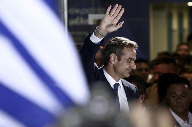 Εκλογές 2019 – Bloomberg: Ο κεντροδεξιός Κυριάκος Μητσοτάκης σφράγισε μία σαρωτική νίκη!
