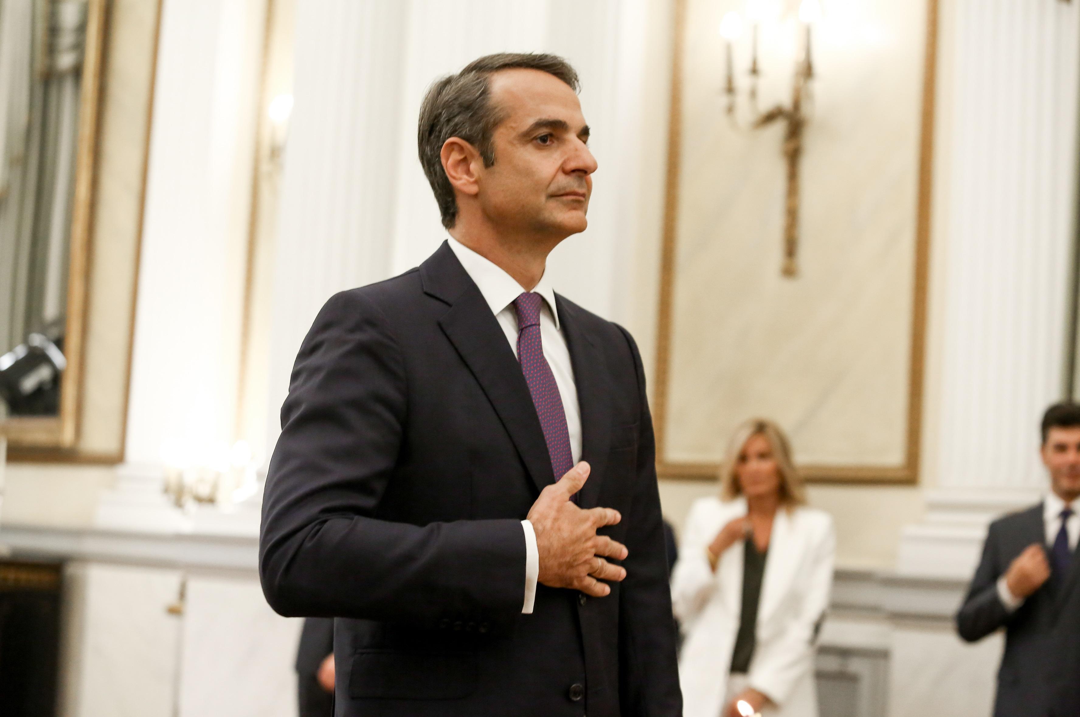 "New York Times: ""Η Ελλάδα που υποτιμούσε τον Μητσοτάκη τον έκανε πρωθυπουργό""!"