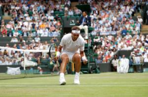 Wimbledon: «Αγριεμένος» Ναδάλ! Σαν… τελικός με Φέντερερ – video
