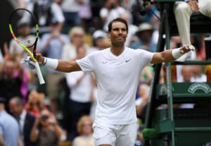 Wimbledon: «Ευκολάκι» για Ναδάλ – Ακάθεκτος ο Φέντερερ