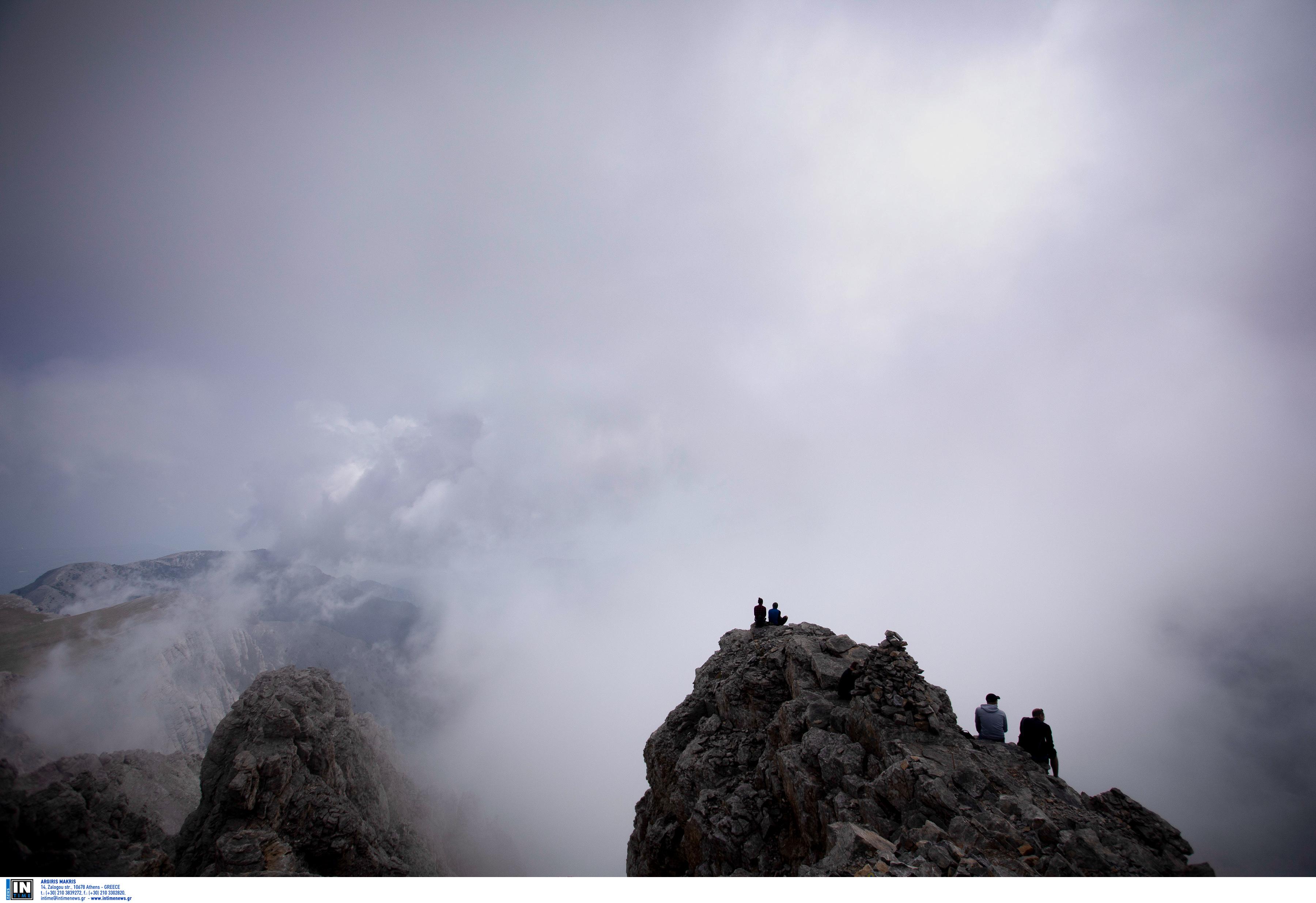ορειβάτισσα