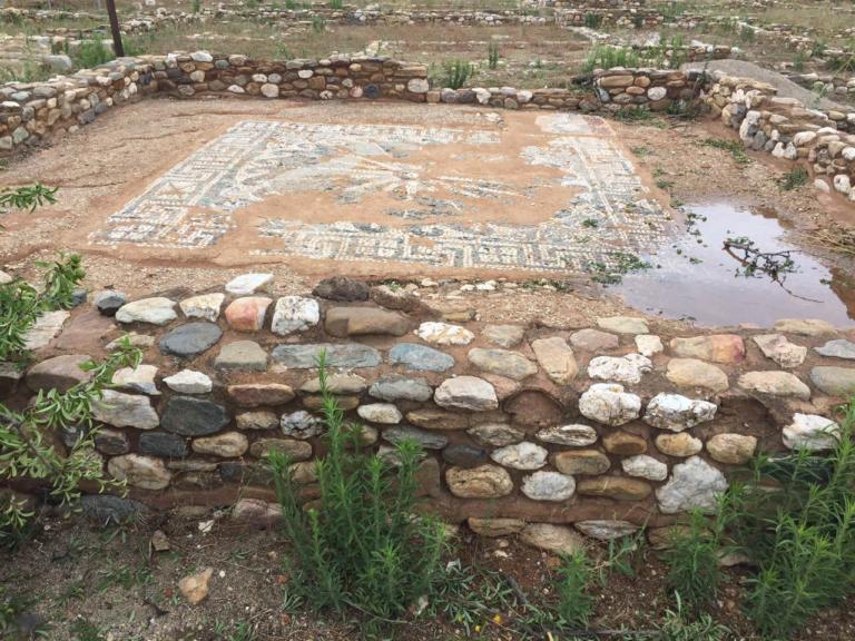 Χαλκιδική: Μικρές ζημιές στον αρχαιολογικό χώρο της Ολύνθου