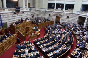 Βουλή: Ενστάσεις αντισυνταγματικότητας στο πολυνομοσχέδιο