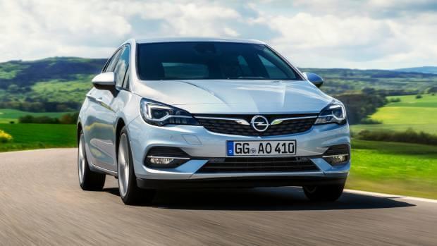 Νέο Opel Astra με… γαλλικούς κινητήρες [pics]
