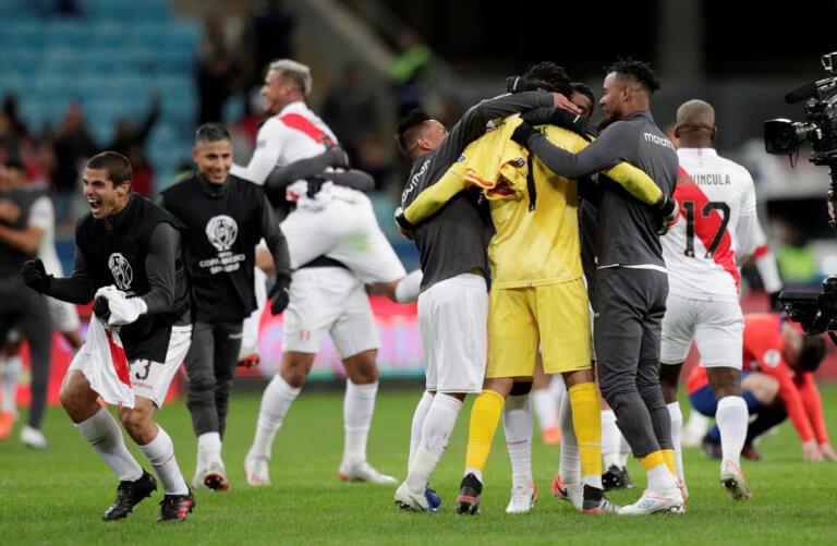 Copa America: «Πάρτι» για Περού και… τελικός με Βραζιλία – video