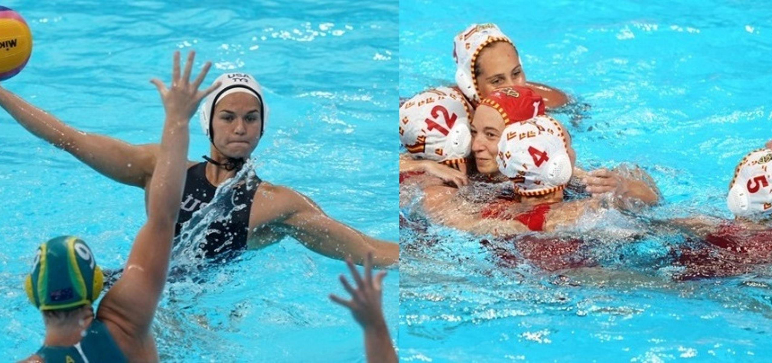 Παγκόσμιο πρωτάθλημα υγρού στίβου: ΗΠΑ – Ισπανία ο τελικός στο πόλο γυναικών