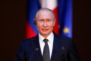 Πούτιν: «'Εσπασε» τον πάγο με τον Ζελένσκι