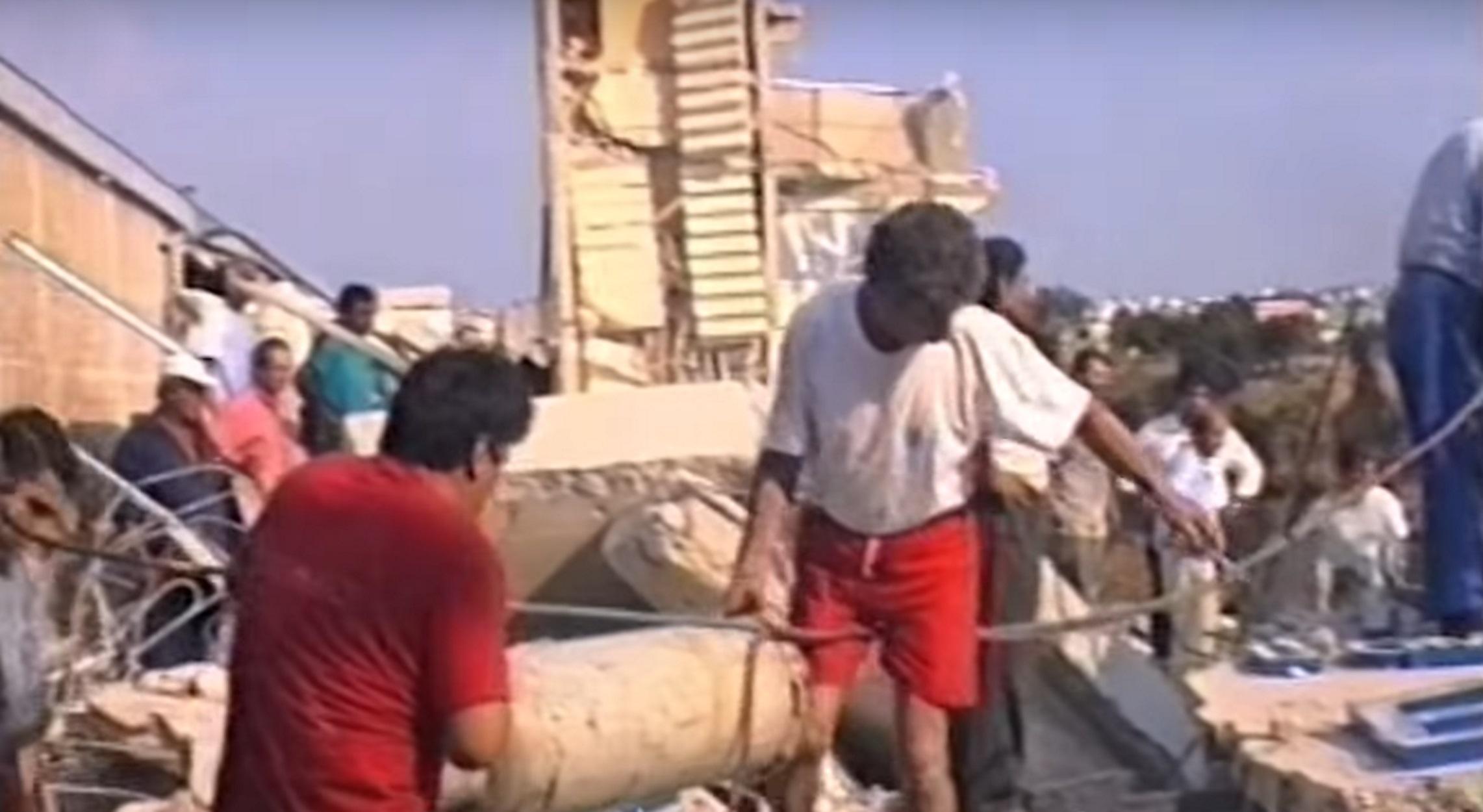 Όταν η Αθήνα θρηνούσε θύματα από τον φονικό σεισμό - Οι 143 νεκροί, η Ρικομέξ και οι εικόνες που έμειναν για πάντα στην μνήμη