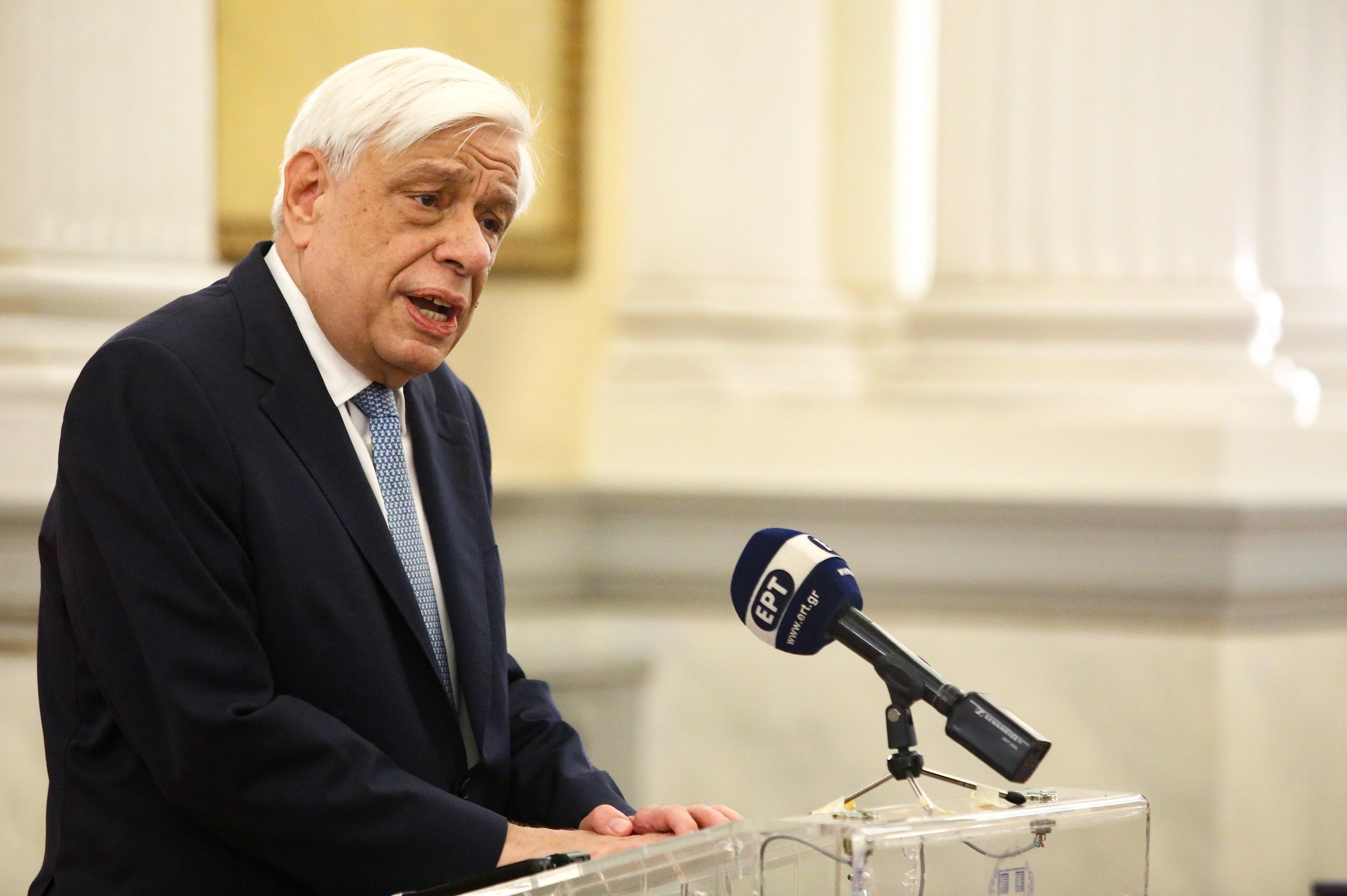 Παυλόπουλος: Χωρίς τα γλυπτά ο Παρθενώνας δεν μπορεί να εκπέμψει το πολιτιστικό του μήνυμα