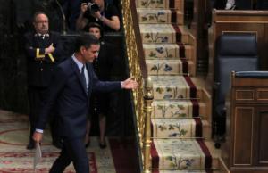 Ισπανία: Δεν πήραν ψήφο εμπιστοσύνης οι σοσιαλιστές του Πέδρο Σάντσεθ!