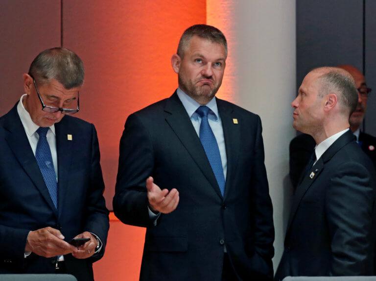 Σύνοδος Κορυφής: Συμβιβασμό προβλέπει ο πρωθυπουργός της Σλοβακίας