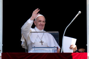 """Πάπας Φραγκίσκος: Οι μετανάστες """"είναι το σύμβολο όλων των απόκληρων"""""""