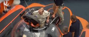 Πούτιν: Έκανε βουτιά με βαθυσκάφος! video