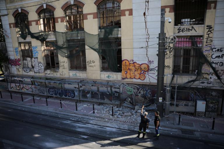 Σεισμός Αθήνα: Ζημιές σε 15 κτίρια – Επιφυλακή και έλεγχοι από κλιμάκια μηχανικών!