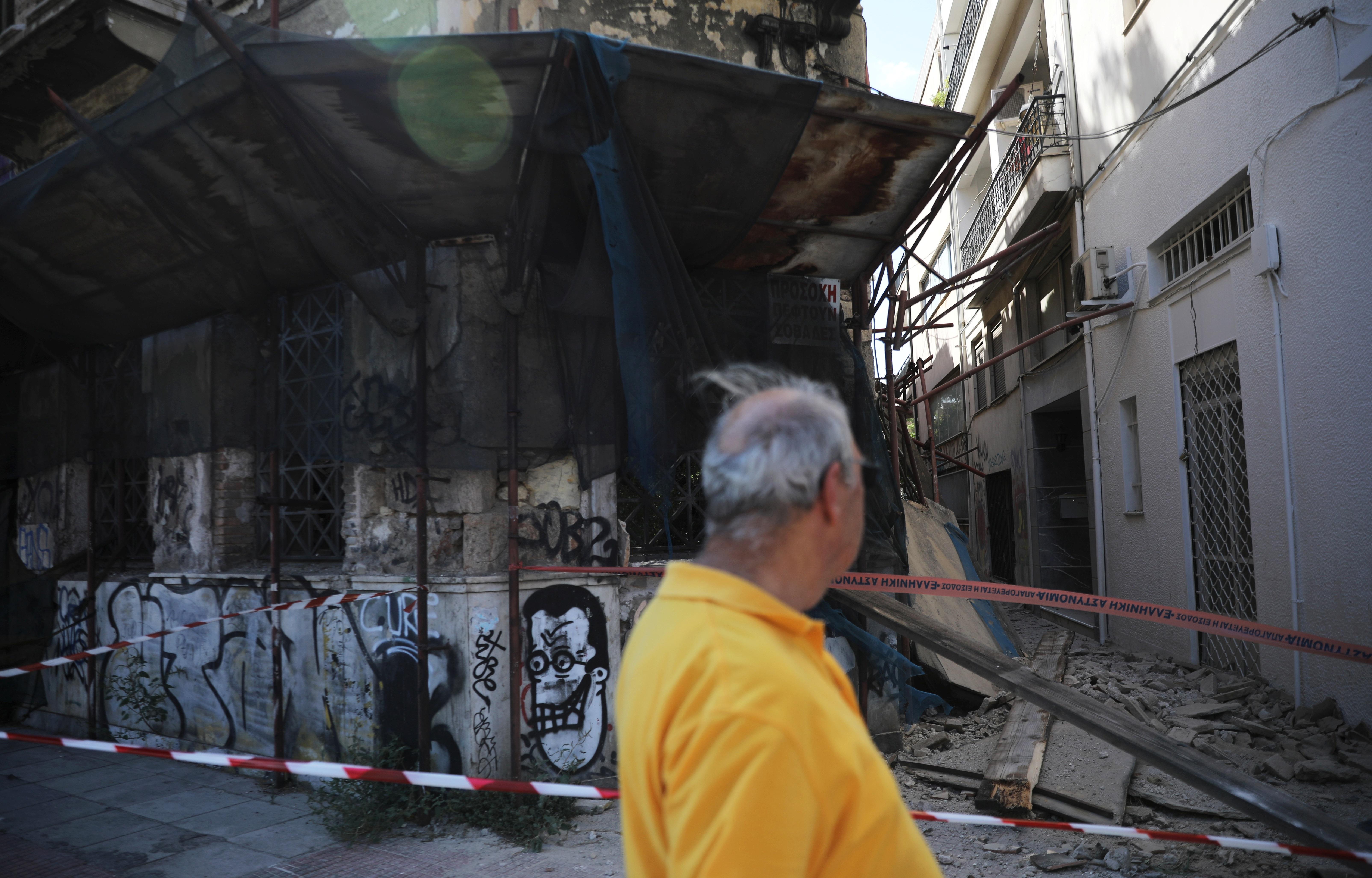 """Σεισμός στην Αθήνα: """"Ταρακουνήθηκε η πρωτεύουσα της Ελλάδας"""" λένε τα διεθνή ΜΜΕ!"""