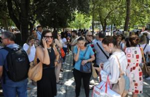 """Σεισμός στην Αθήνα – Σκορδίλης: """"Δεν περιμένουμε να γίνει σεισμική δόνηση πάνω από 5,1 Ρίχτερ""""!"""
