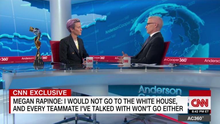 """Ραπινό κατά Τραμπ: """"Διαχωρίζετε άτομα! Γυρίζετε τις ΗΠΑ σε άλλες εποχές"""""""