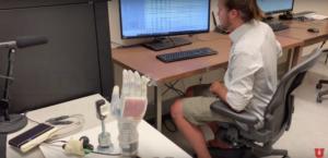 Γιούτα: Xέρι-ρομπότ ξαναδίνει σε 32χρονο την αίσθηση της αφής!