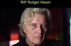 Θρήνος στο Χόλιγουντ! Πέθανε ο εμβληματικός ηθοποιός Ρούτγκερ Χάουερ του Blade Runner!
