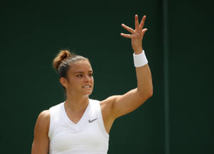 Wimbledon: Αποκλεισμός για Σάκκαρη και στο διπλό