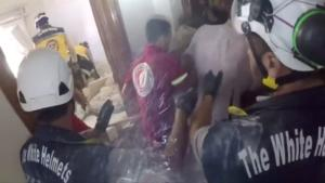 Άσαντ: Είδε απεσταλμένο του Πάπα – 23 οι νεκροί από βομβαρδισμό στην Ιντλίμπ!