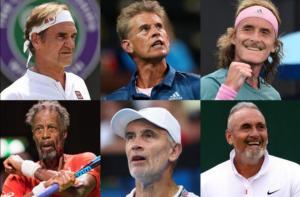 Όταν τα χρόνια τους περάσουν! Η ATP «τρολάρει» τους κορυφαίους τενίστες – pics