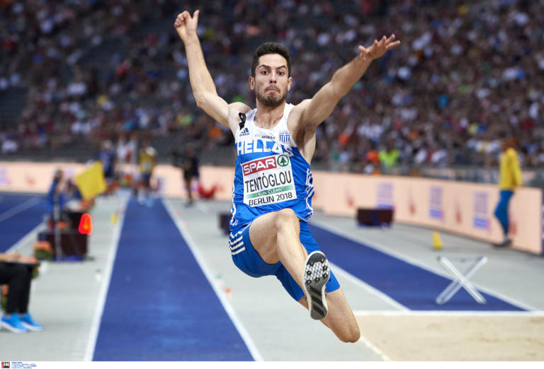 Τεντόγλου: Το «χρυσό» παιδί του ελληνικού αθλητισμού!